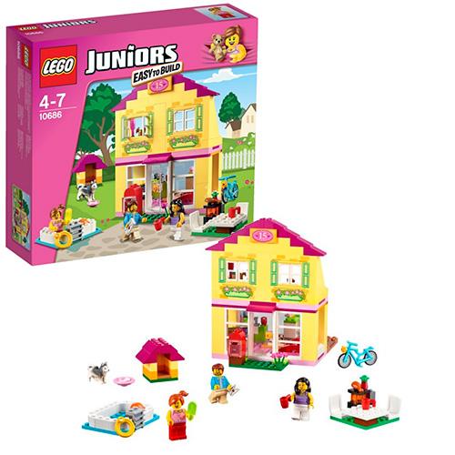 LEGO Juniors 10686 Семейный домик
